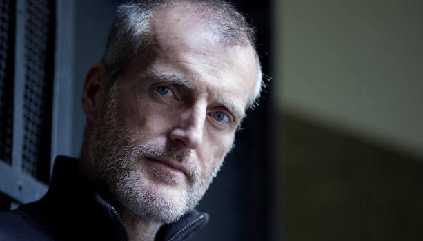 Robert Seethaler, fotografiado en la sede de su editorial en Berlín