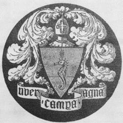 Escudo de la edición original