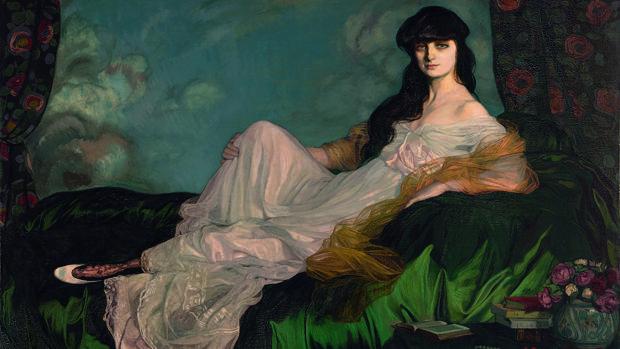 «Retrato de la condesa Mathieu de Noailles» (1913), de Zuloaga