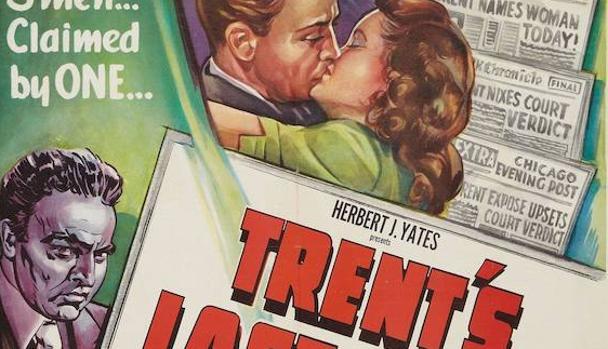 Philip Trent, un detective enamorado