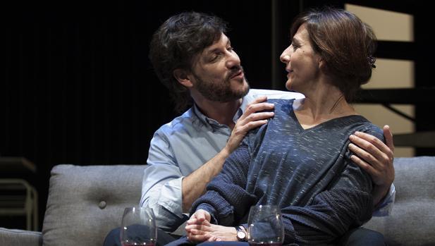 Daniel Grao y Malena Alterio