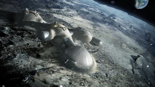 Habitáculos lunares