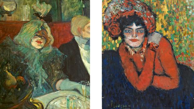 Picasso/Lautrec: el tamaño no importa (al menos en el arte)