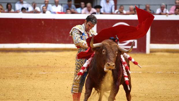 El torero José Tomás, en una imagen de archivo
