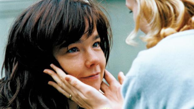 Björk, en una escena de «Bailar en la oscuridad», película dirigida por Lars von Trier