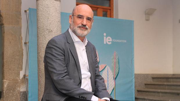 El escritor vasco Fernando Aramburu