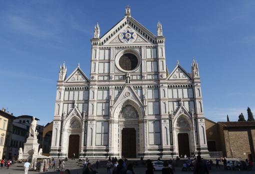 Basílica de la Santa Cruz en Florencia