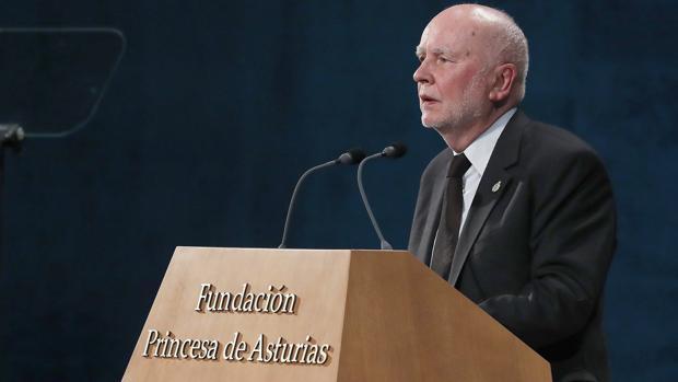 Adam Zagajewski, ganador del Princesa de Asturias de las Artes