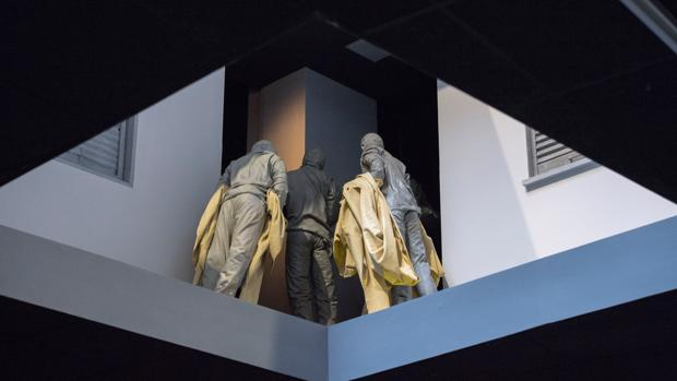 «Double Bind»: el testamento artístico de Juan Muñoz se exhibe por vez primera en España