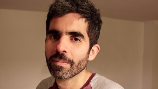 El escritor argentino Mariano Quirós