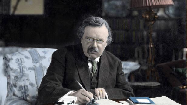 Gilbert Keith Chesterton (1874-1936)