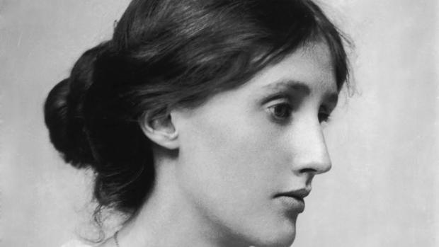 Retrato de una joven Virginia Woolf fechado en 1902