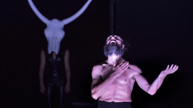 Una escena de «Don Quixote», de Andrés Marín