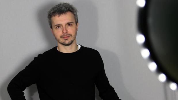 El escritor Juan Gómez-Jurado