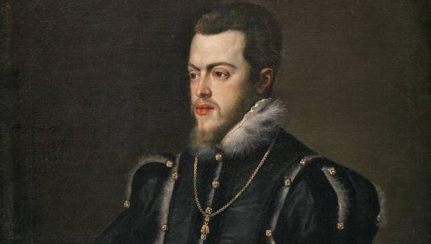 Tiziano fue el pintor preferido del monarca. En la imagen, detalle de una de las versiones más sobrias que pintara el maestro veneciano que se encuentra en el Museo del Prado