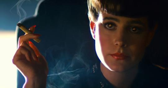 Rachael, el personaje de Sean Young interpretó en «Blade Runner»