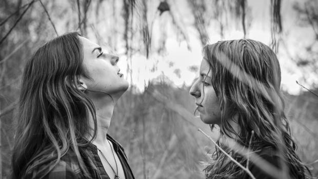 Fotografía de «Vera y Victoria», de Mar Sáez