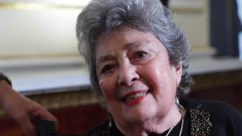 Claribel Alegría: «Hay mujeres que se merecen el Cervantes, pero se lo dan a hombres que tal vez se lo merecen menos»