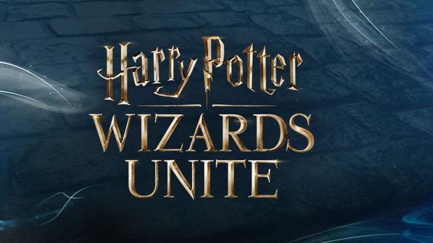 Portada de «Harry Potter: Wizards Unite»