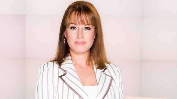 La periodista Gloria Lomana