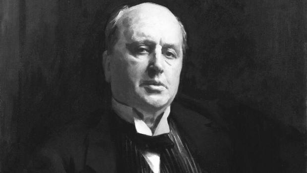 Henry James, retratado por John Singer Sargent
