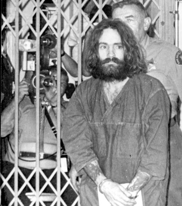 Charles Manson en prisión