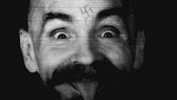 Manson, durante una entrevista en 1989