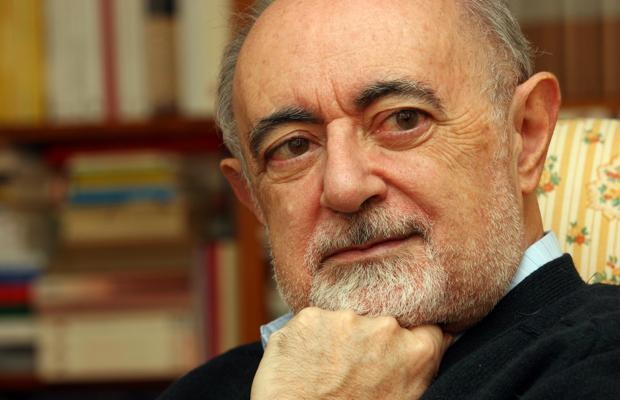 El escritor y filólogo Carlos García Gual