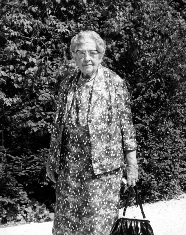 La dama del crimen, a finales de los años sesenta