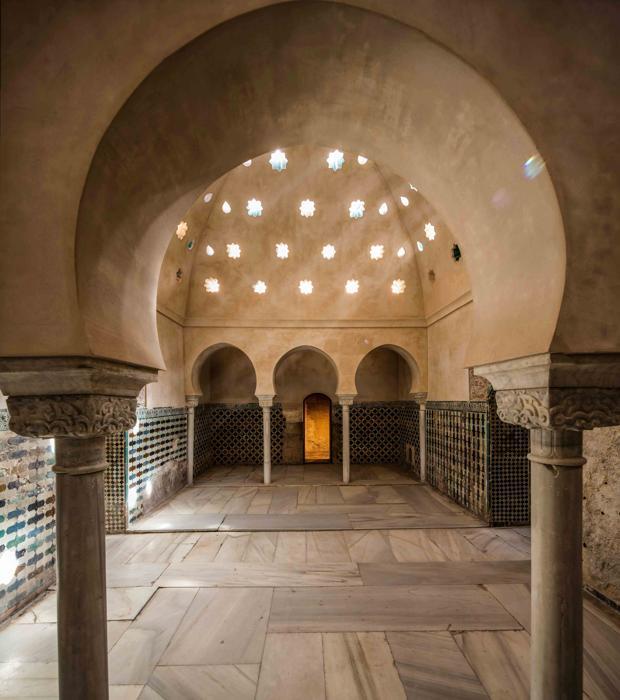 Awesome Cultura Baño Real De Comares De La Alhambra