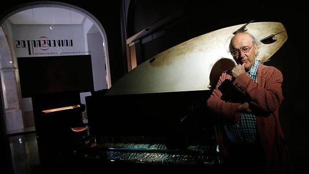 El pianista y artista multidisciplinar Carles Santos