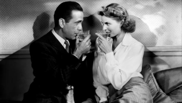 Bogart y Bergman pudieron no ser los protagonistas de «Casablanca»