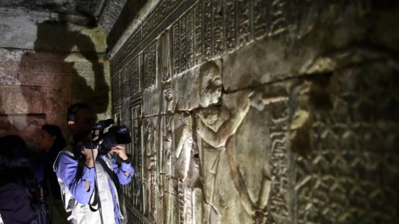 El majestuoso santuario de Hatshepsut abre sus puertas por primera vez
