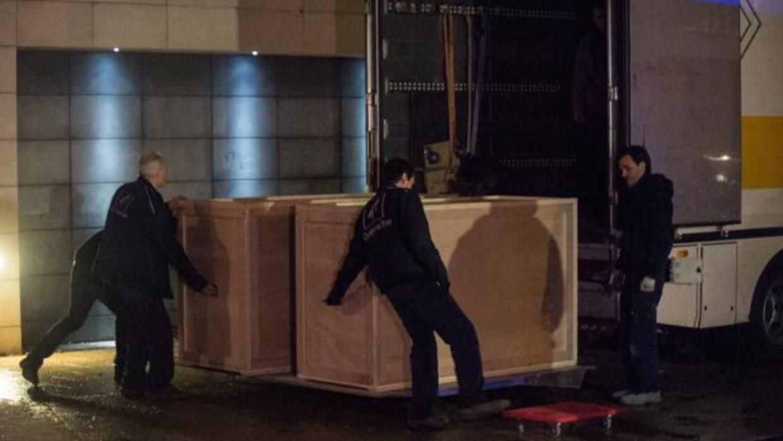 Directo Sijena: El Govern amenaza con retirar la sanidad a los aragoneses de la franja tras la devolución de las obras