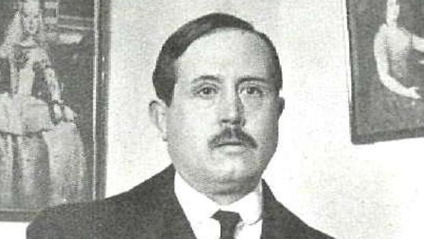 Azorín en 1914