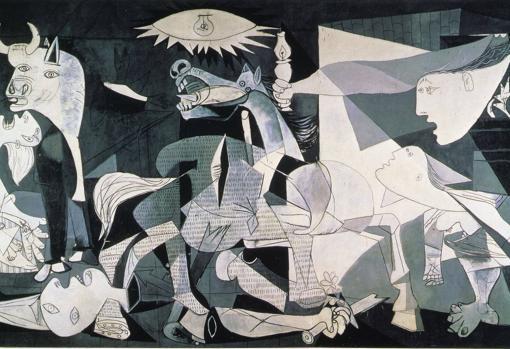 El «Guernica» de Picasso