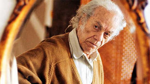 El poeta chileno Nicanor Parra, Premio Cervantes en 2011