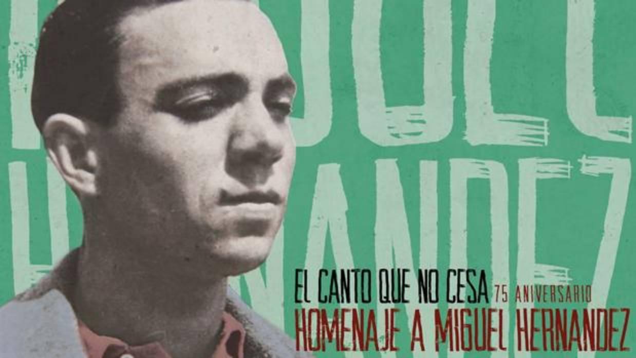 Miguel Hernández en todos los tonos