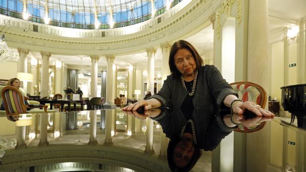 Nélida Piñon: «Cervantes es una institución mucho más importante que los derechos humanos»