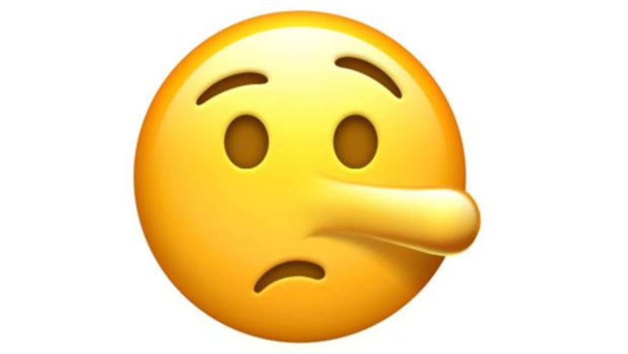 Pinocho en emojis