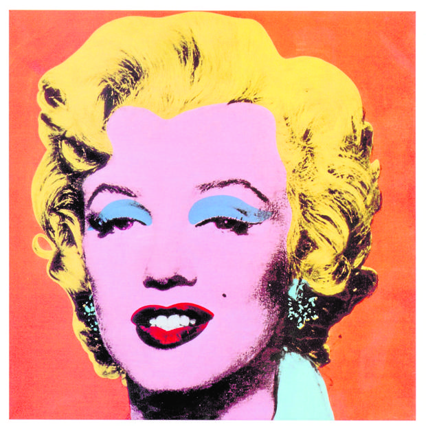 La Marilyn Naranja De Andy Warhol Regresa 20 A Os Despu S