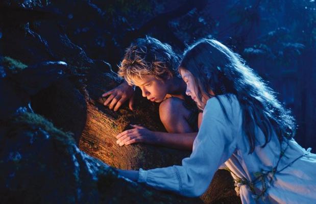 Es inevitable hablar de la pérdida del paraíso al escribir sobre la infancia. Una escena de «Peter Pan, la gran aventura» (2003)