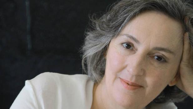 Menchu Gutiérrez, autora de «Siete pasos más tarde»