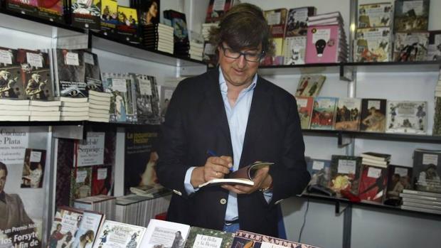 El escritor, matemático y periodista Luís Pousa