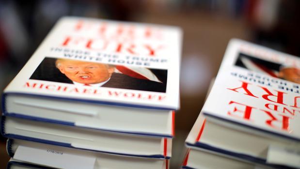 Ejemplares del libro