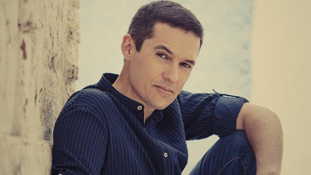 El cantante Jorge Ruiz