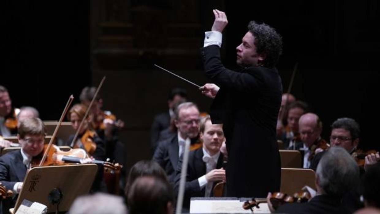 Gustavo Dudamel y la solución musical
