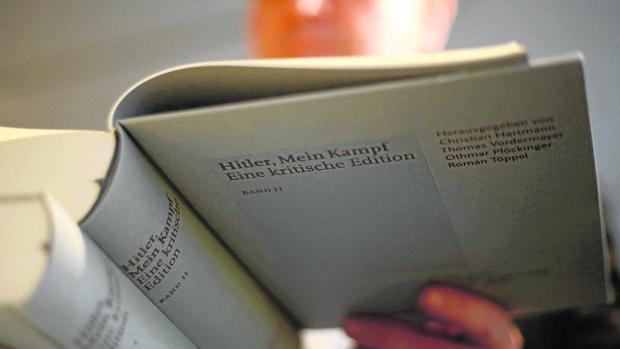 «Mein Kampf», de Hitler
