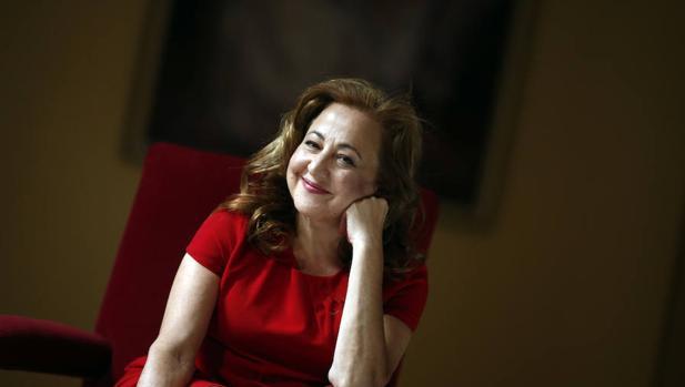 Tragedia, drama, comedia, en todos los registros Carmen Machi despliega su duende interpretativo