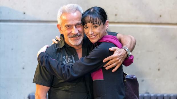 Víctor Ullate y Lucía Lacarra